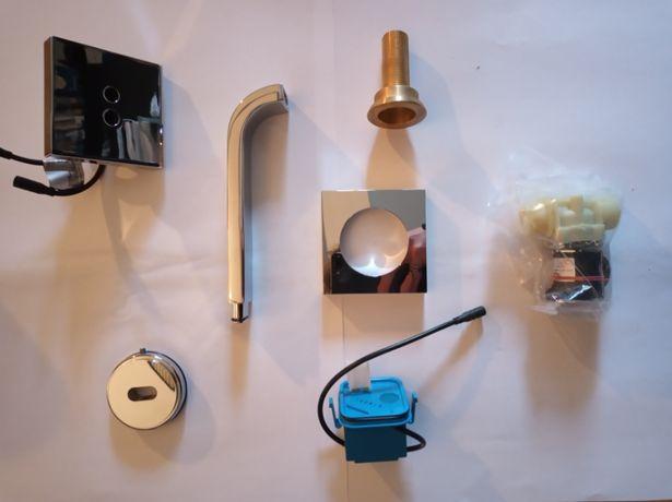 GROHE Allure E Bateria umywalkowa, dwu częściowa, chrom