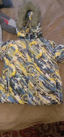 Детская зимняя куртка девочка/мальчик