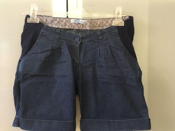 Szorty, krótkie spodnie ciążowe