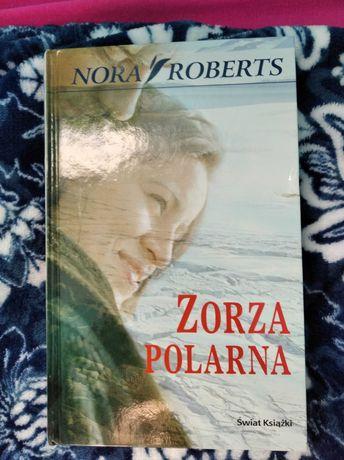 """Zorza polarna"" Nora Roberts"