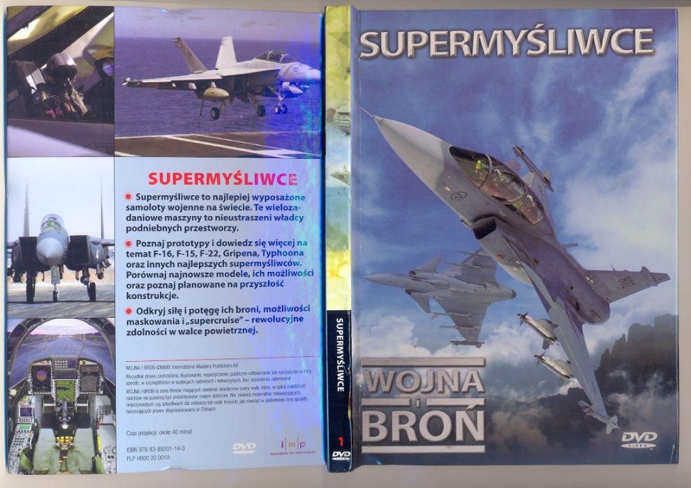 DVD - samoloty myśliwce Bielsko-Biała - image 1