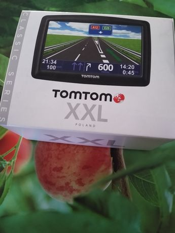 TomTom XXL nawigacja samochodowa