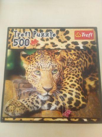 Puzzle 500, 20 zł,
