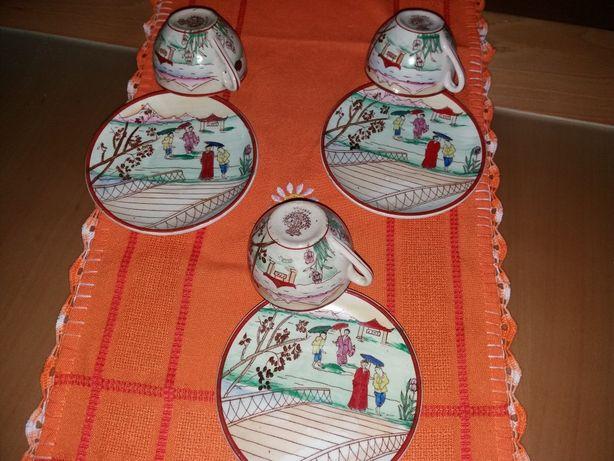 Chávenas antigas da marca Massarelos CFCL Lusitânia