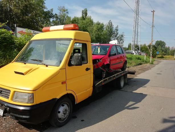 Auto Pomoc 24/7 Transport maszyn, Skup samochodów