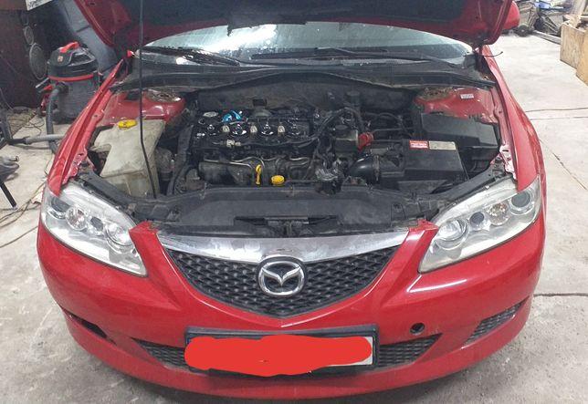 Мазда 6 Mazda 6 gg 04 по запчастям