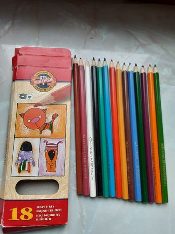 KOH-I-NOOR набор карандаши цветные