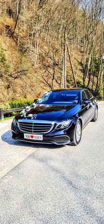 Samochód do Ślubu Mercedes E Klasa Wolne Terminy 2021/2022