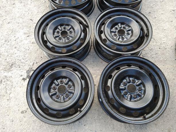 Felgi 5x100 stalowe 15 komplet felg Toyota Prius Avensis Carina E