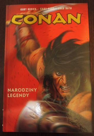 Conan - Narodziny Legendy - [Tom 1]