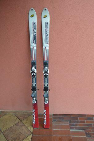narty zjazdowe Scott USA Endorphin SOX 163 cm + wiązania Scott USA