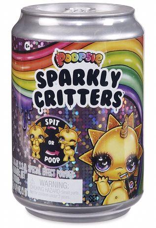 Слайм Poopsie Sparkly Critters slime 1 и 2 серия