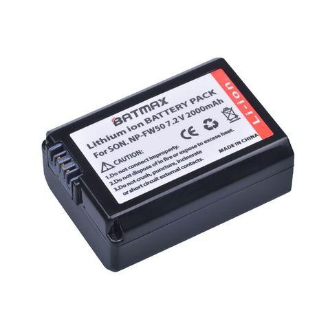 Аккумулятор Sony NP-FW50 для Sony NEX-7 Sony NEX-6 Sony NEX-5