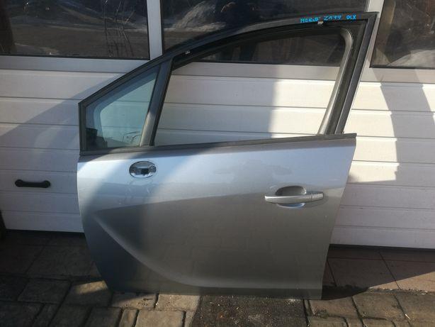 Drzwi Lewy Przòd Opel Meriva B Kod Lakieru Z179