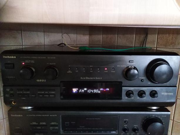 Amplituner Technics sa -ax730