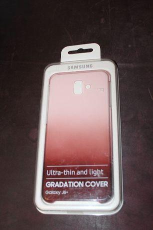 Orginalne Etui do telefonu Samsung J6+