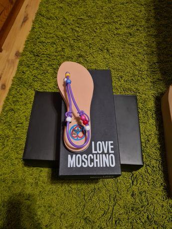 Sprzedam nowe buty firmy Love Moschino