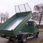 Wywrotka Wywrot  Producent wywrotek Słupsk  samochodowych Cargocar
