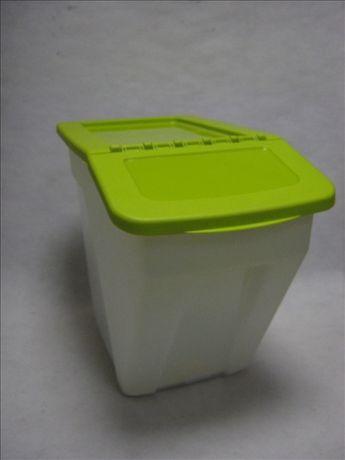 Kosz Na Śmieci Śmietnik 35L Litrów, Plastik, Pojemnik Do Segregacji