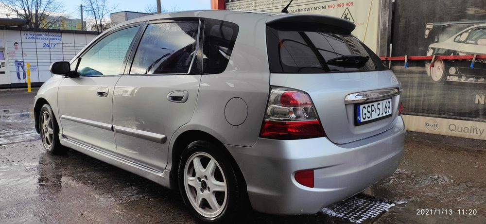 Honda Civic VIII 2004 r. 1.6, 110 KM LPG Gdynia - image 1