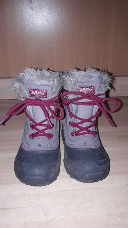 Buty zimowe dla dziewczynki Tche North face rozmiar 32