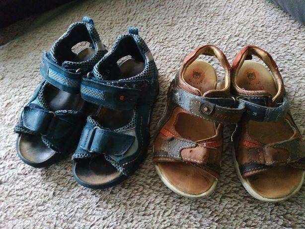 Lasocki sandały skórzane 26