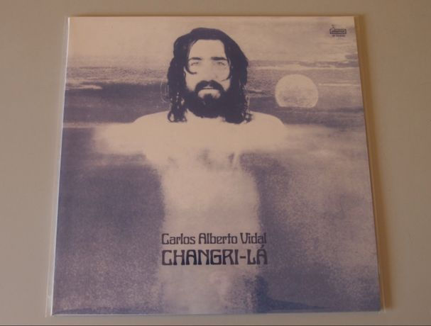 Carlos Alberto Vidal - Changri-Lá LP