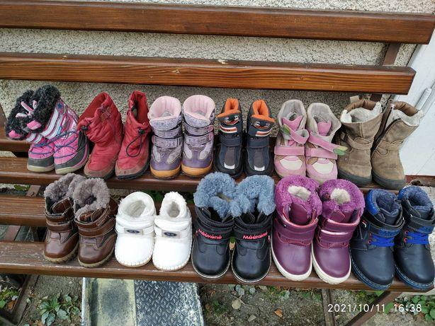 Взуття осінь-зима (обувь, ботинки)