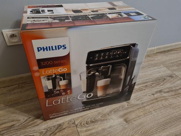 Ekspres Philips LatteGo Premium EP3243/50 BIAŁY