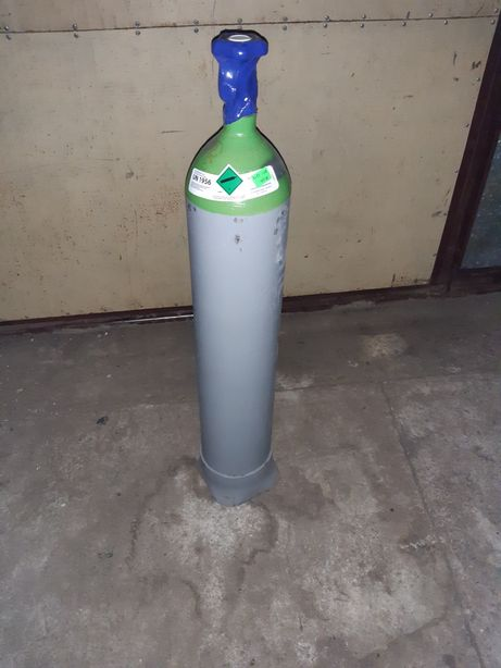 Butla Co2 + argon mieszanka migomat spawarka
