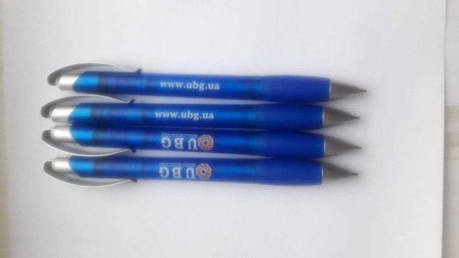 АКЦИЯ! Ручки по 2 грн. пишет синим цветом, удобно в руке