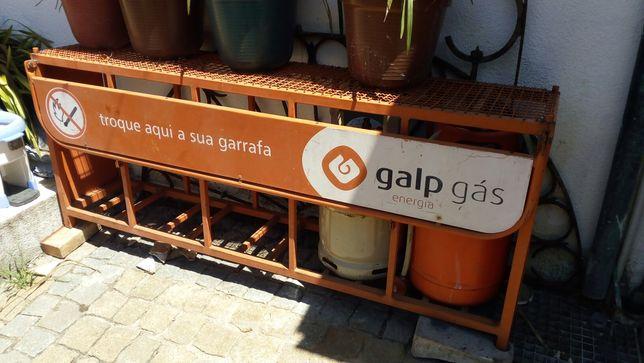 Grade para  para garrafas de gaz