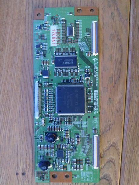 T-con logika LG. Philips LC420WU5-SLA1