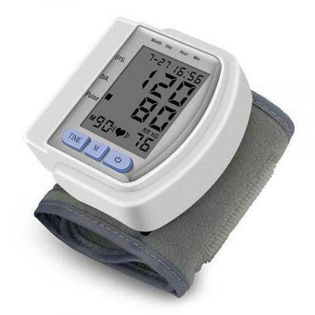 Тонометр на запястье автоматический для измерения давления CK-102s