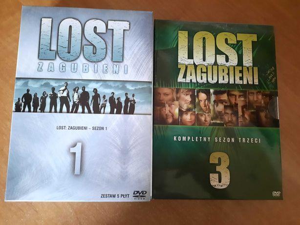 Lost-Zagubieni DVD