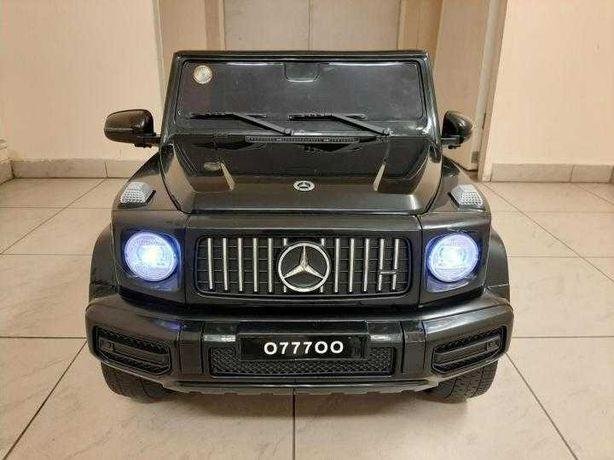 Детский электромобиль Mercedes G63