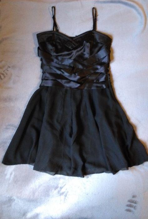 Czarna sukienka Gać - image 1
