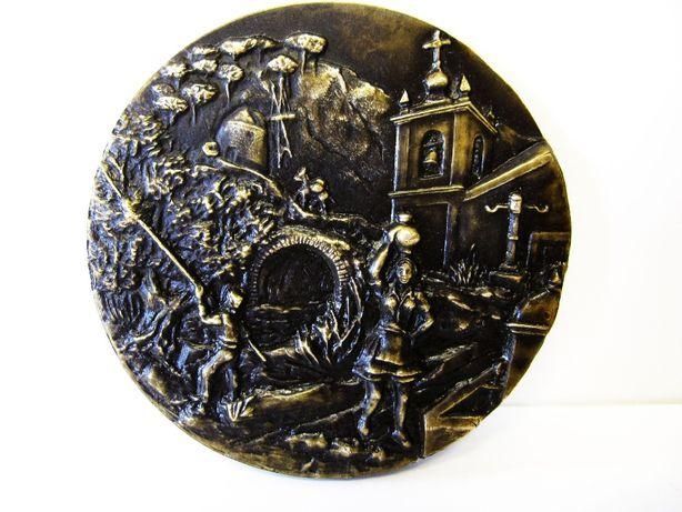 Medalha bronze 300 Anos Junta de Freguesia de Arneiro das Milhariças