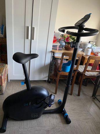 Bicicleta estatica Domyos EB120
