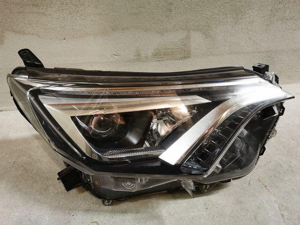 Reflektor prawy Toyota Rav4 IV lift full led