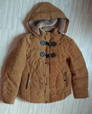 Мужская зимняя куртка Max&ht в идеальном состоянии!