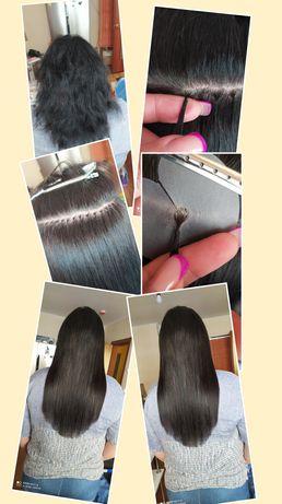 Наращивание волос не дорого. Вышгород. Мастер с опытом. Новые техники.