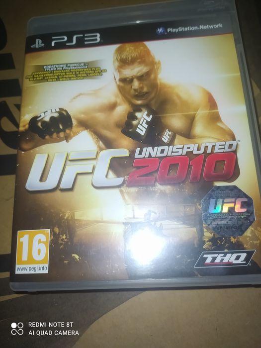 UFC Undistipited 2010 PS3 Gliwice - image 1