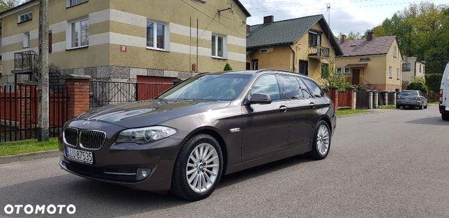 BMW Seria 5 3.0d 245KM,navi,xenon,komforty,dociagi,Panorama,full...