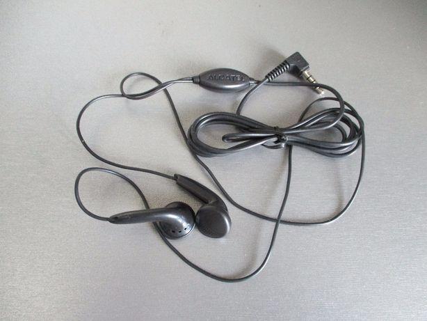 Навушники 3.5мм з мікрофоном на шнурі