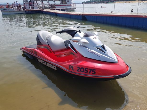 Skuter Wodny Sea-doo GTX 185