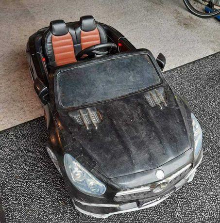 Mercedes samochód na akumulatory sprawny