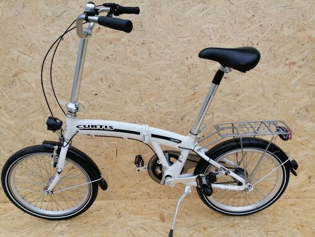 Sprzedam rower CURTIS składak 20 cali.