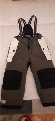 Spodnie narciarskie dla chłopca 98 h&m