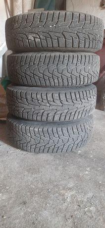 Продам б/у зимние шины Hankook Winter i*Pike RS2 W429 175/70 R13 82T